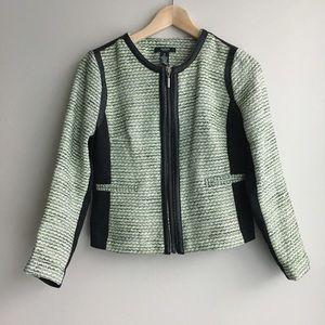 Alfani full zip front Jacket